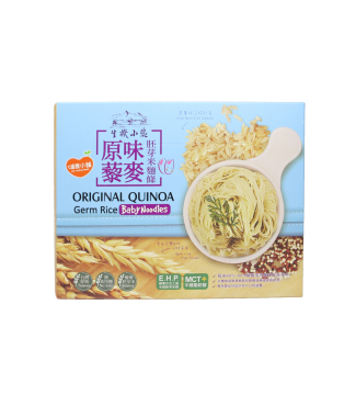 生機小農-原味藜麥胚芽米麵條