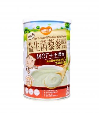益生菌藜麥蔬菜米精