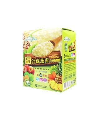 穀兒珍寶-什錦蔬果小米穀物粥