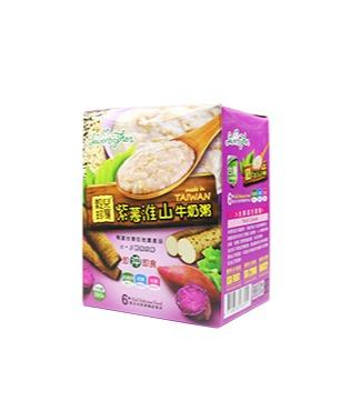 穀兒珍寶-紫薯淮山牛奶粥