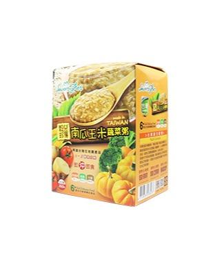 穀兒珍寶-南瓜玉米蔬菜粥