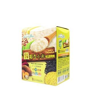 穀兒珍寶-椰香小米地瓜穀物粥