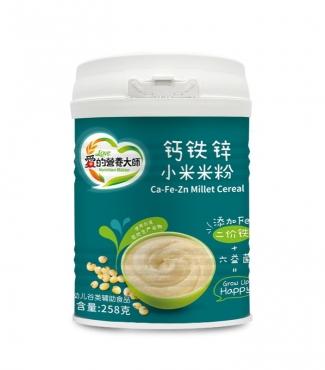 鈣鐵鋅小米米粉