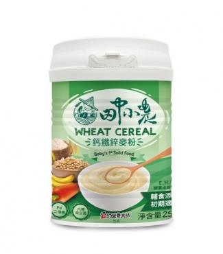 鈣鐵鋅麥粉