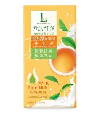 日月潭蜜香紅茶牛乳茶